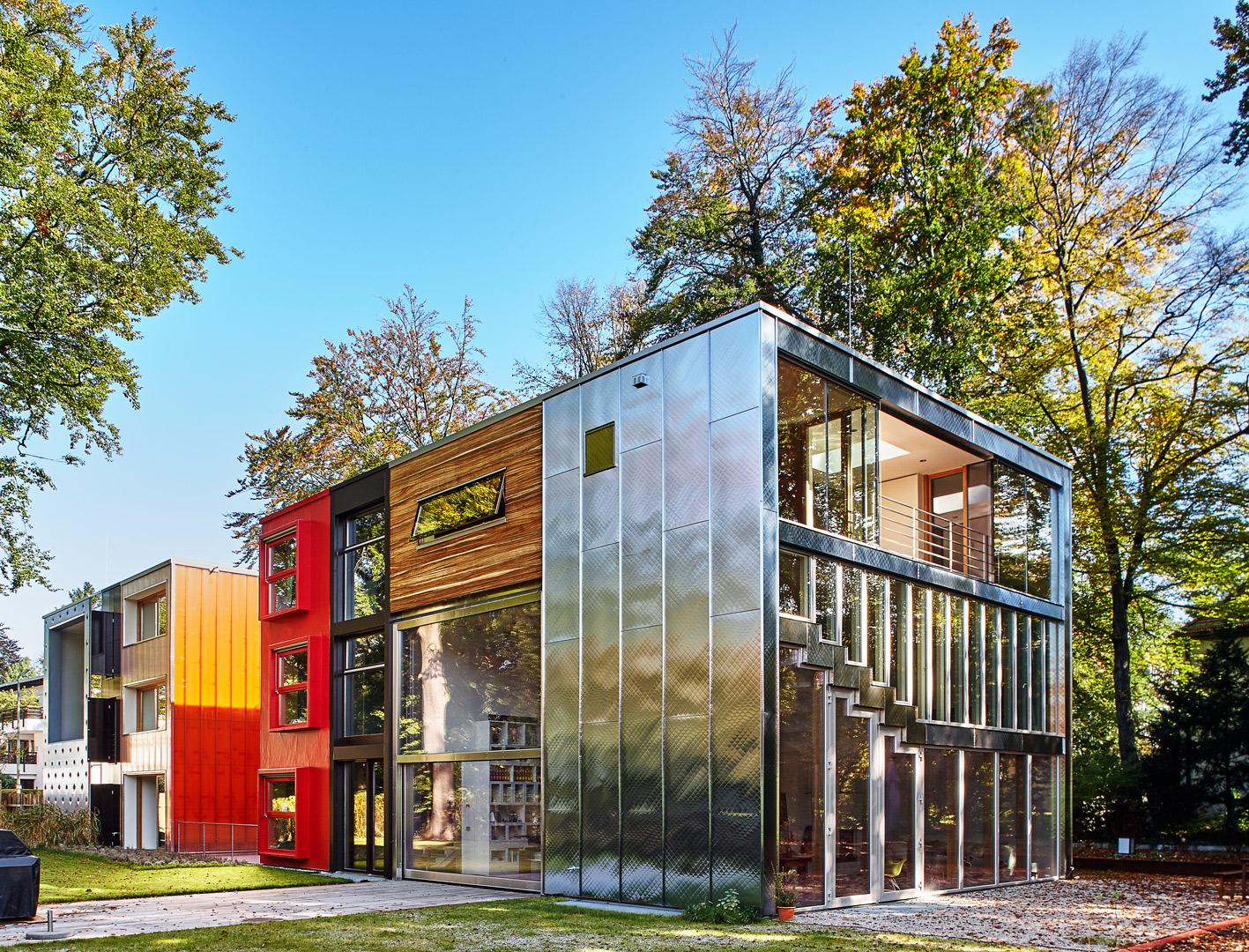 Barcode House, Munich