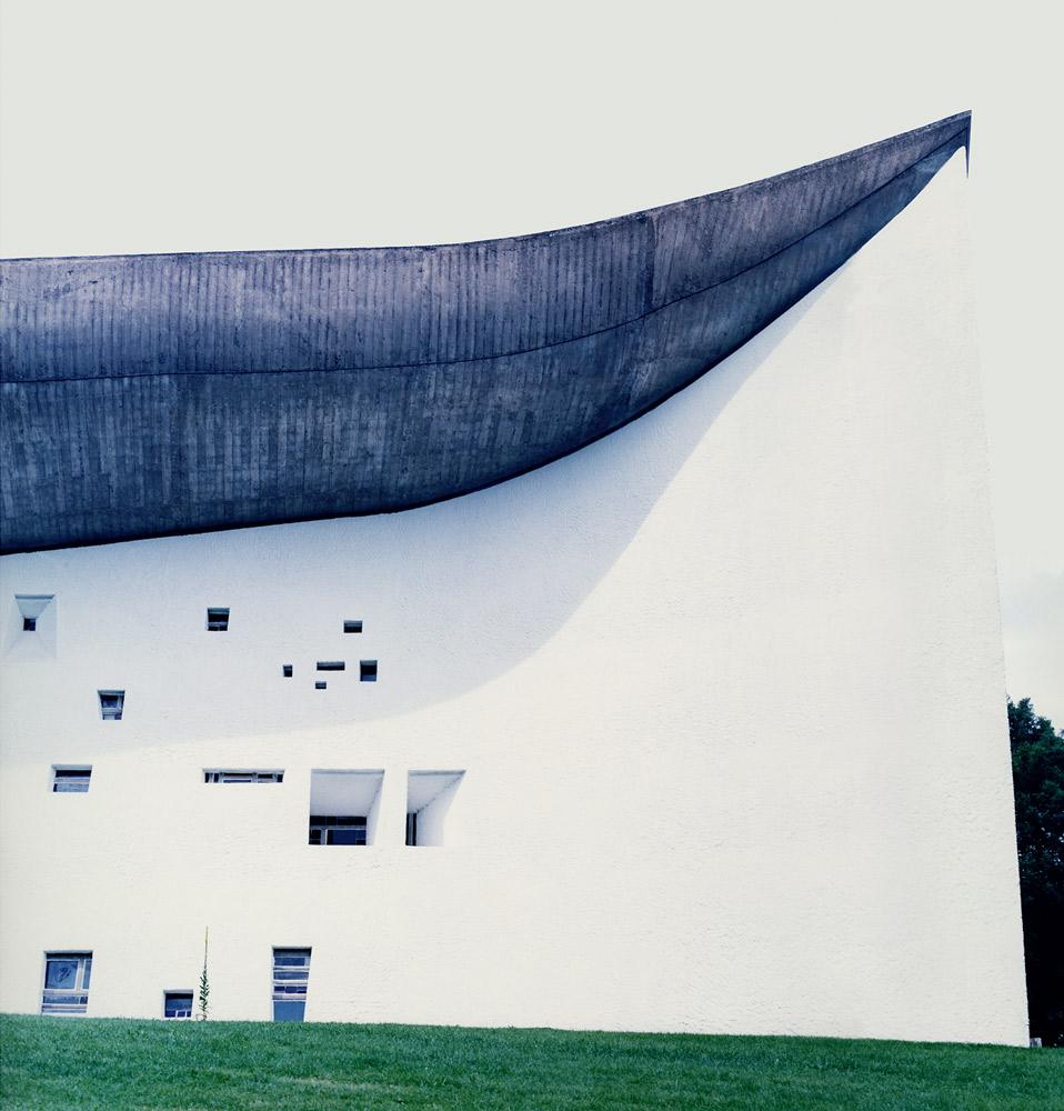 Ronchamp, Le Corbusier