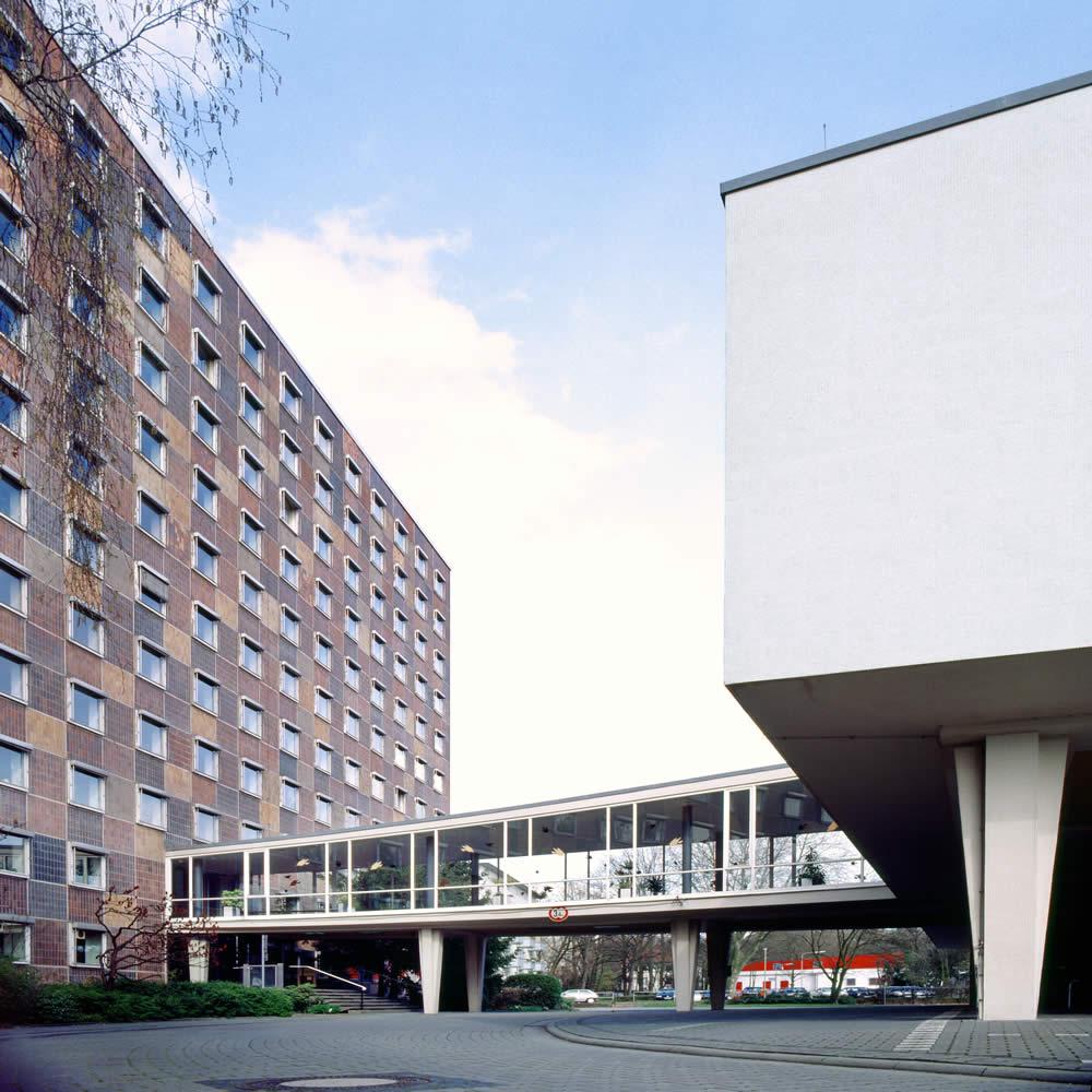Oberfinanzdirektion, Frankfurt