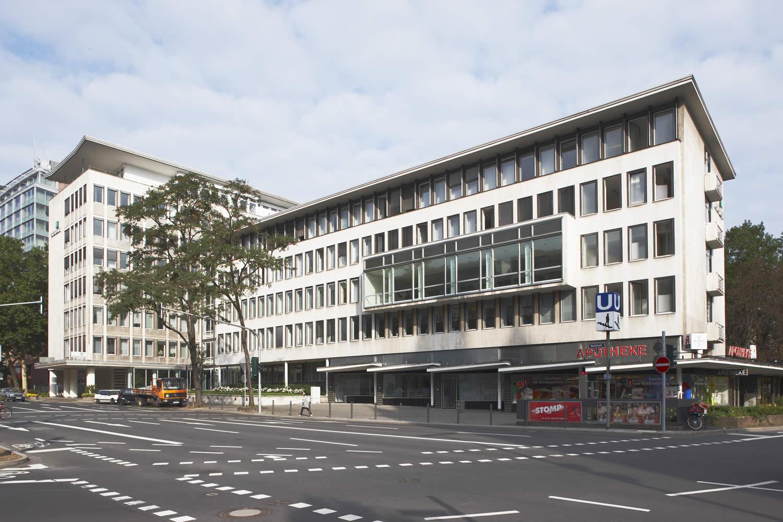 Rentenbank, Eschersheimer Turm