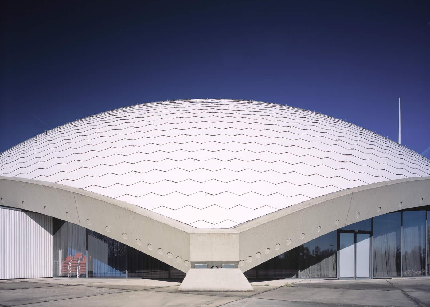 Jahrhunderthalle Höchst, 1992