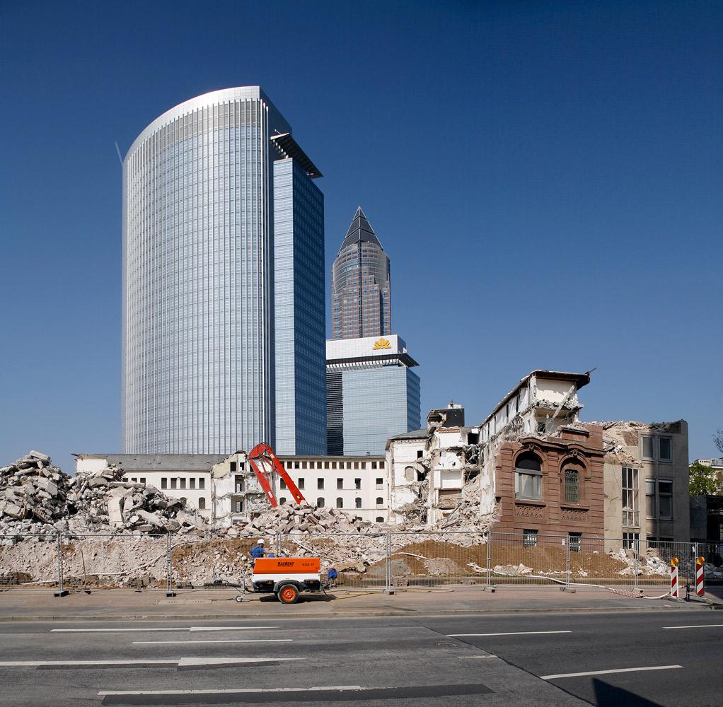 Polizeipräsidium, Frankfurt