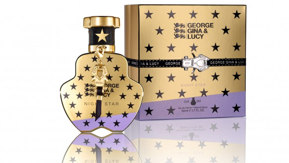 George, Gina & Lucy, New Fragrance