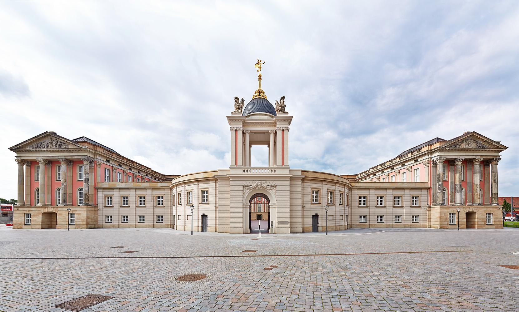 Brandenburg Parliament Potsdam