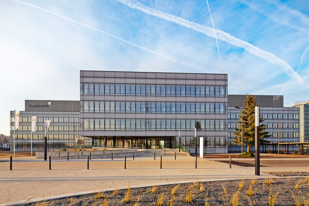 Clariant Innovation Center, Francfort