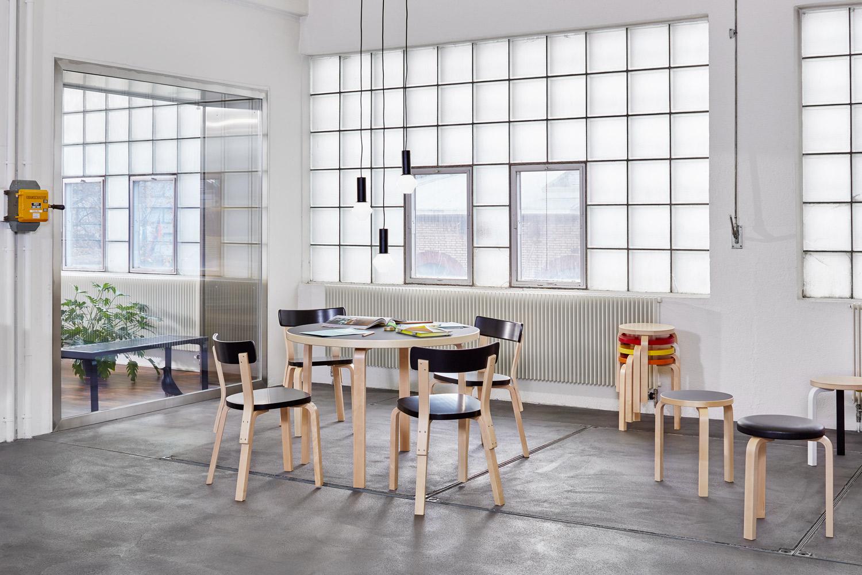 Artek, Alvar Aalto, Chair 69