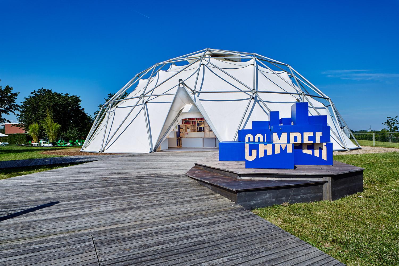Vitra & Camper, Buckminster Fuller dome