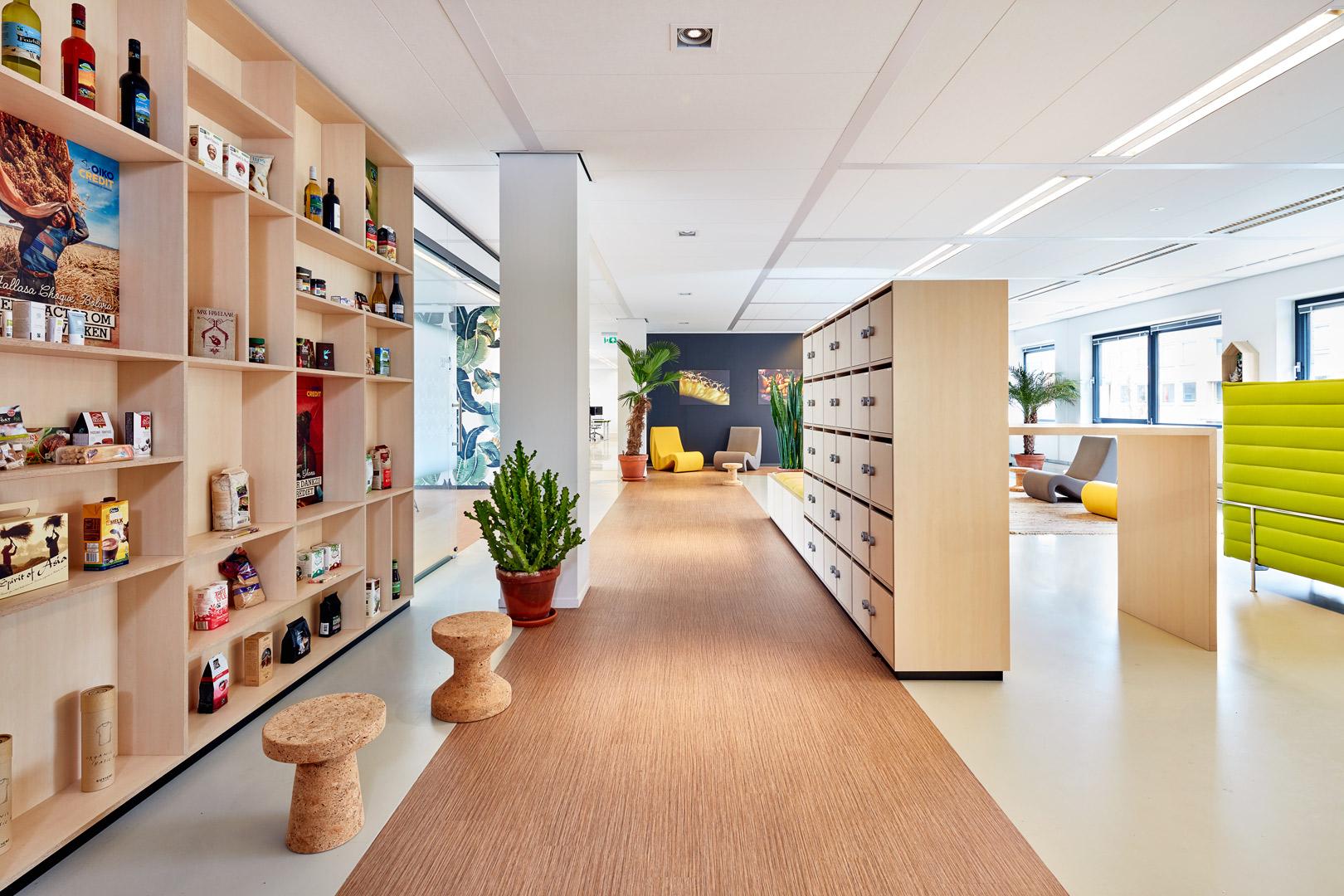 Fairtrade Max Havelaar & Oikocredit Utrecht, Netherlands