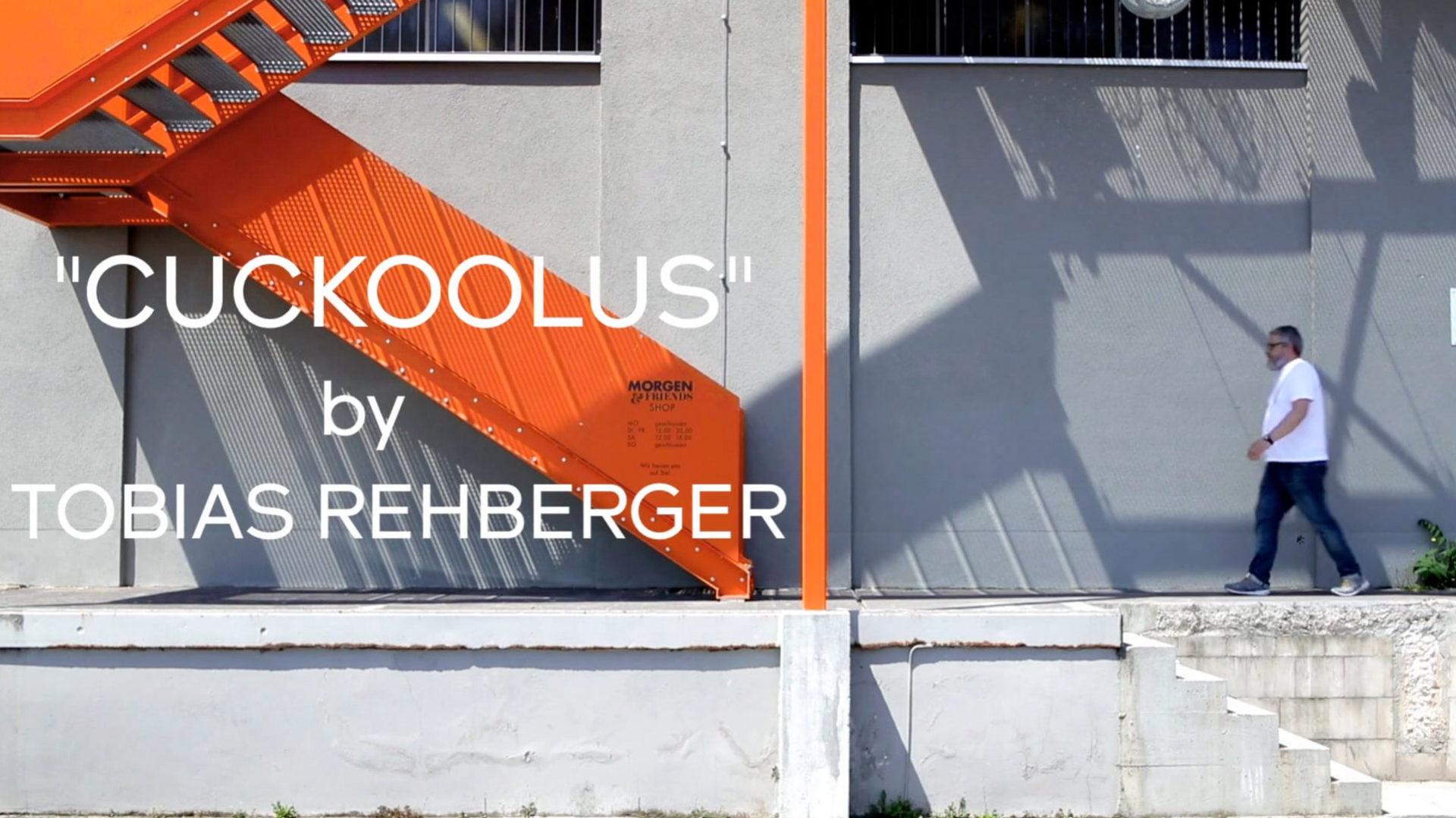 """Swatch, """"Cuckoolus"""", Tobias Rehberger"""