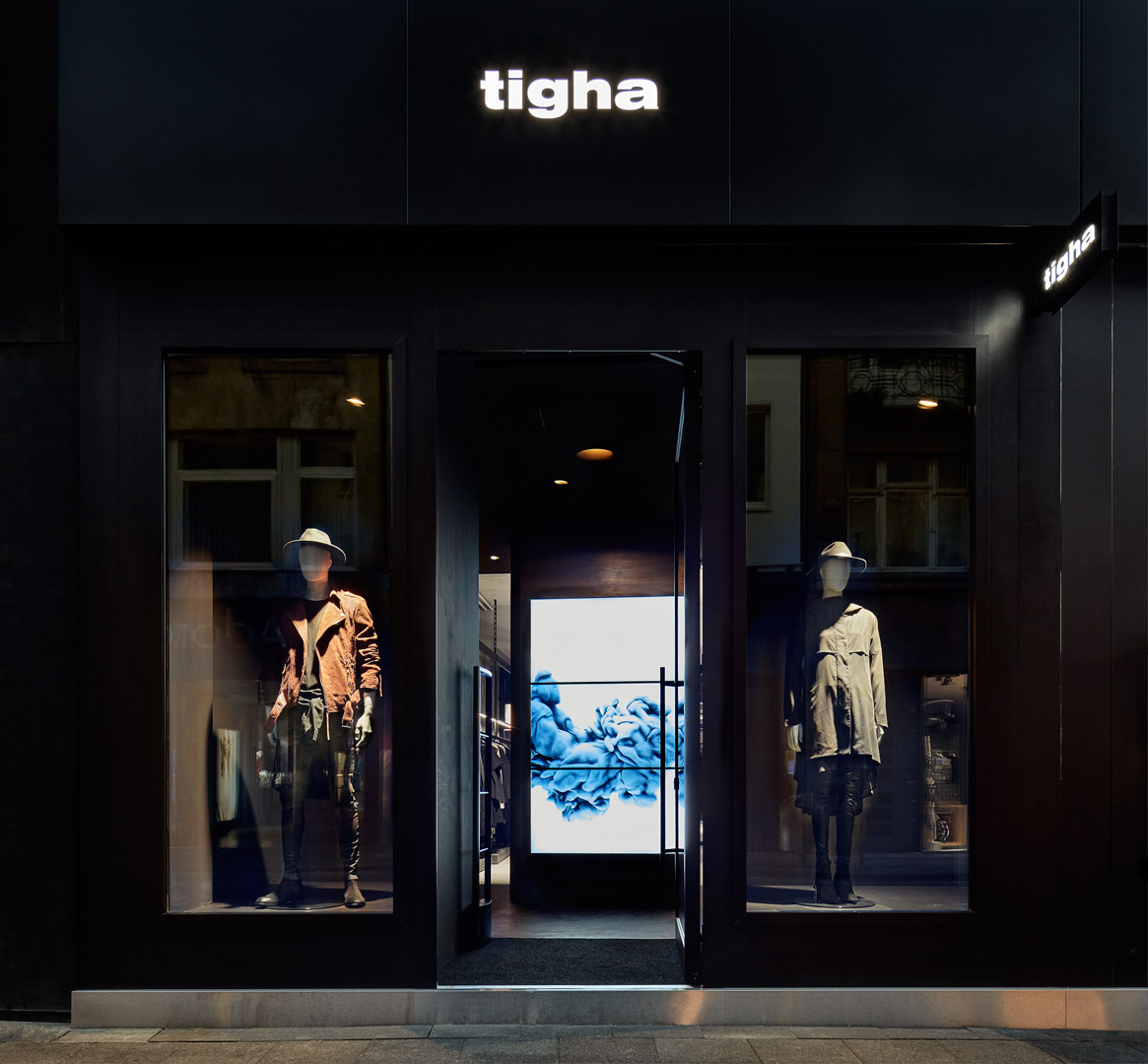 tigha store, Cologne