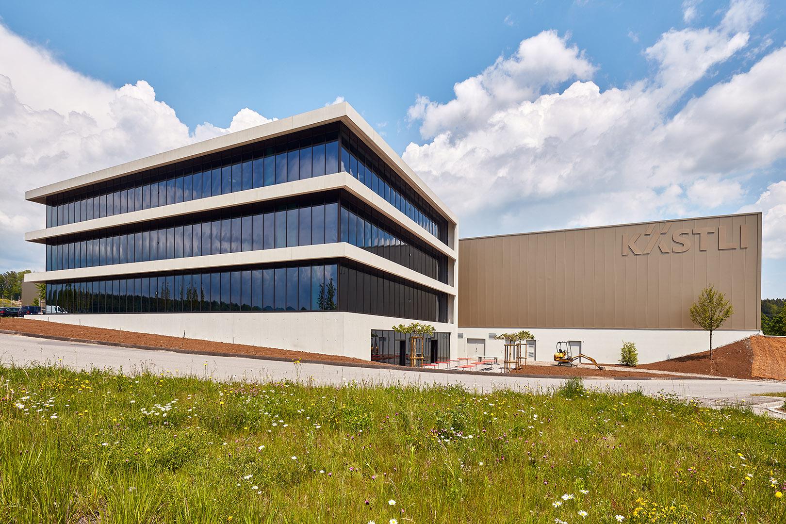Kaestli Bau AG, Swiss