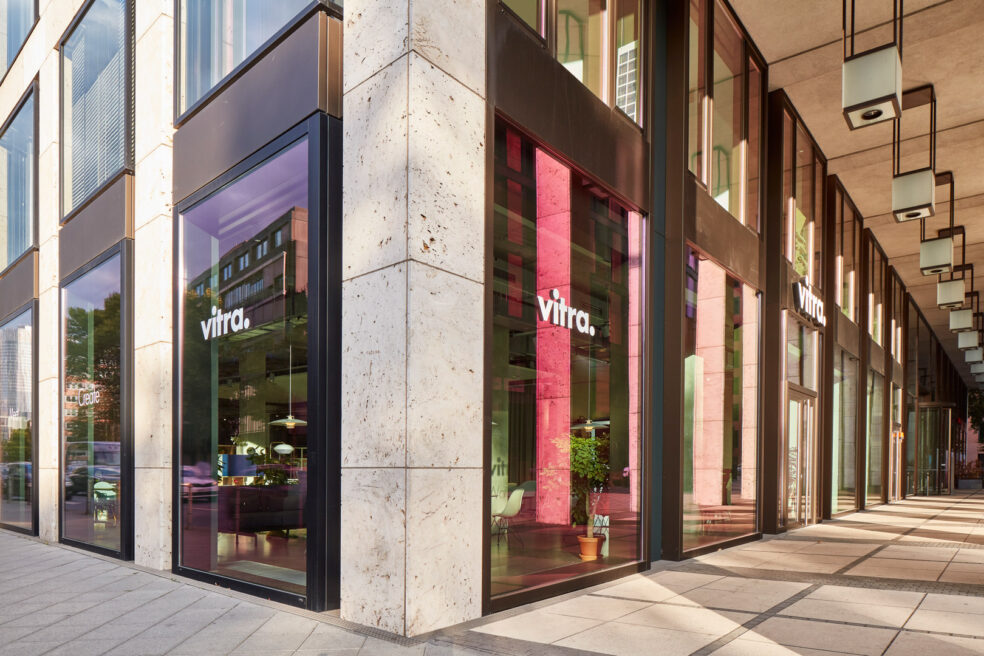 Vitra Showroom Frankfurt 2019