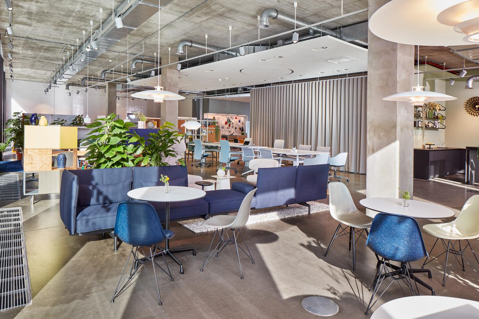 Vitra Workspace Frankfurt 2019