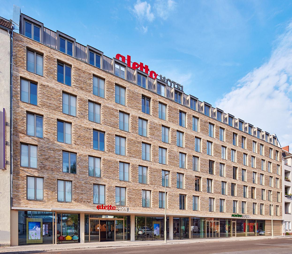 hotel aletto, Berlin